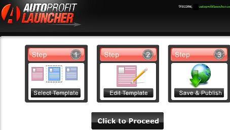 Auto Profit Launcher screen capture 2